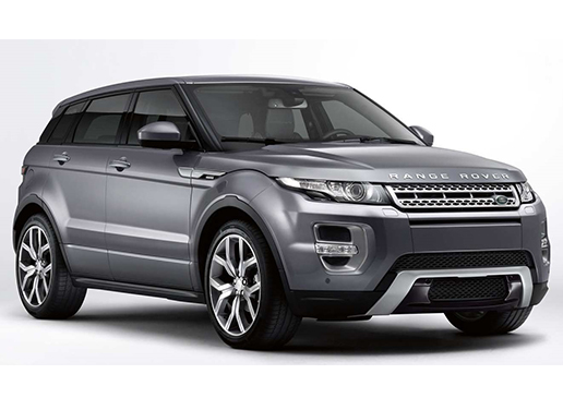 Luxury Car Hire Range Rover Evoque