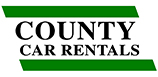 County Car Rentals logo