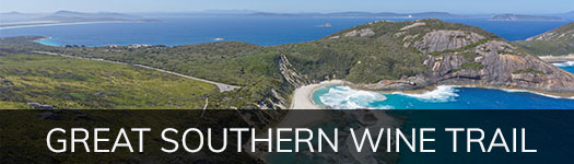 South West Wine Trail - Top Drives in W A
