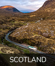 Top Drives in Scotland