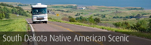 South Dakota Native American Scenic